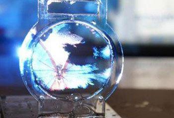 نازکترین صفحه نمایش جهان,ساخت صفحه نمایش با حباب صابون