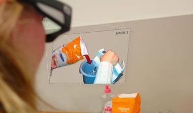عینک,عینک هوشمند ویژه سالمندان,اختراعات جدید