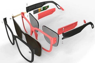 کاربردهای عینک هوشمند Skugga,عینک هوشمند Skugga,عینک هوشمند