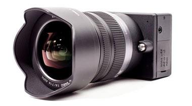 دوربین,دوربین E1,کوچکترین دوربین جهان