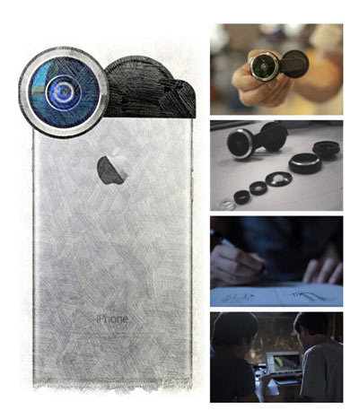 لنز Shot برای آیفون,لنز شات,اپلیکیشن شات