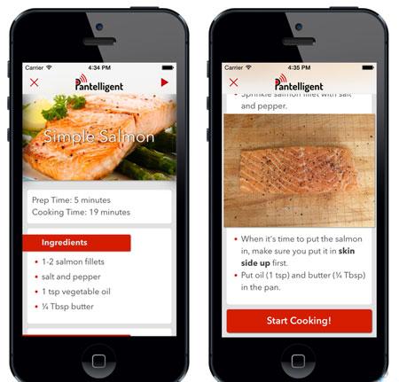 ماهی تابه هوشمند,قیمت ماهی تابه هوشمند Pantelligent,تابه هوشمند