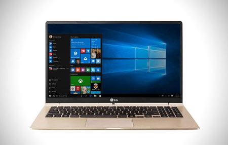 لپ تاپ ال جی گرم ۱۵,لپ تاپ های سبک وزن,اخبار تکنولوژی