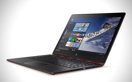 لپ تاپ لنوو یوگا ۹۰۰, لپ تاپ های سبک وزن,اخبار تکنولوژی
