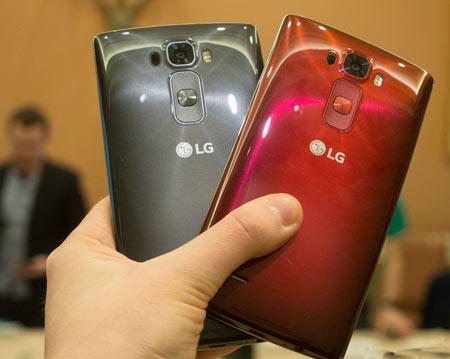ویژگی های گوشی خمیده LG G Flex2,گوشی خمیده LG G Flex2,اخبار تکنولوژی