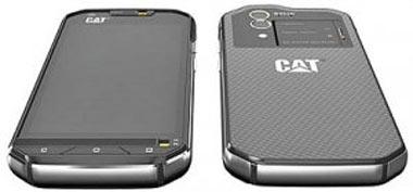 «CAT S60» نخستین گوشی جهان مجهز به دوربین حرارتی