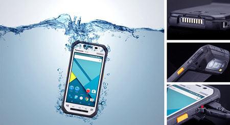 گوشیهای ضد ضربه پاناسونیک, قیمت گوشی FZ-F۱ پاناسونیک,گوشیهای ضد آب پاناسونیک