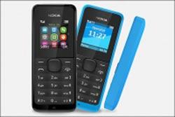 تلفنهای هوشمند,نوکیا,تلفنهای هوشمند نوکیا,تلفن همراه نوکیا 105,گوشی های نوکیا