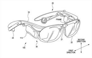سونی گلس,گوگل گلس,عینک سونی
