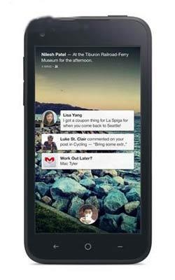 فیس بوک هوم چیست؟