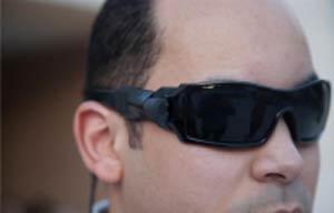 عینكی برای كتاب خواندن نابینایان,عینک مخصوص نابینایان
