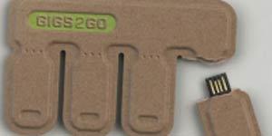 مطالب داغ: فلش مموری یک بار مصرف ساخته شد
