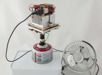 شارژرهای حرارتی الکتریکی ابداع شارژر حرارتی تلفن همراه