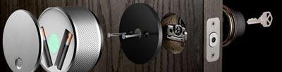 قفل هوشمند,قفل آگوست,کاربردهای قفل هوشمند