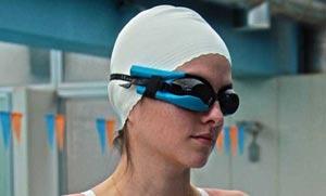 عینک های هوشمند شنا,عینکی های هوشمند
