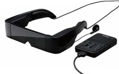 عینک اینترنتی, Project Glass, عینک اینترنتی با قابلیت چت