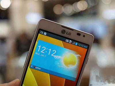 گوشی ال جی,گوشی LG,گوشی ال جی اپتیموس اف 7