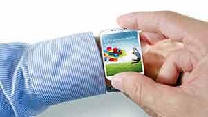 ساعت هوشمند سامسونگ,ساعت هوشمند اپل