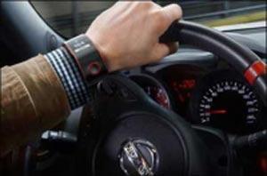 کنترل خودرو با ساعت هوشمند,ساعت هوشمند نیسان,نیسان نیسمو