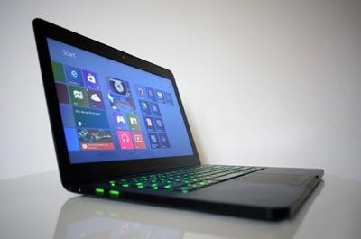 لپ تاپ Razer Blade,ویژگیهای لپ تاپ Razer Blade, بهترین لپ تاپ مخصوص بازی