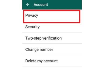 پنهان کردن شماره در واتساپ, پنهان كردن اكانت واتساپ, پیام رسان واتساپ