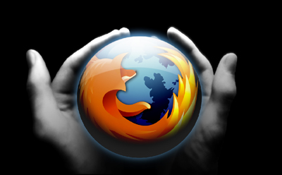 نمایش تصاویر در مرورگر, تصاویر در مرورگر فایرفاکس