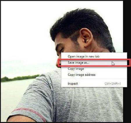ذخیره نمایه در اینستاگرام, ذخیرهسازی نمایه پروفایل اینستاگرام در رایانه