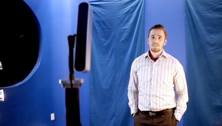 اختراعات جدید, تصاویر متحرک سه بعدی