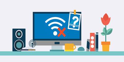 اتصال اینترنتی, قطع ارتباط اینترنتی