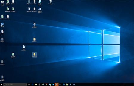 تغییر دادن میانبر های صفحه کلید برای ورد, میانبر صفحه کلید ویندوز