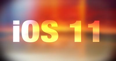 بهروزرسانی iOS 11, فضای ذخیرهسازی گوشی