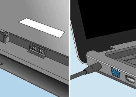 مشکل در شارژ لپ تاپ, مشکل شارژ لپ تاپ