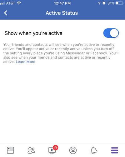 روش ورود به فیس بوک آفلاین, چگونگی ورود به فیس بوک