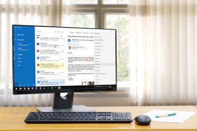 چگونگی نحوه استفاده از برنامه Mail در ویندوز 10, آموزش استفاده از اپلیکیشن Mail در ویندوز 10