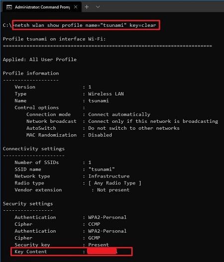 نرم افزار مدیریت شبکه وای فای, مدیریت شبکه وای فای برای کامپیوتر, مشخصات درایور شبکه وای فای در ویندوز 10