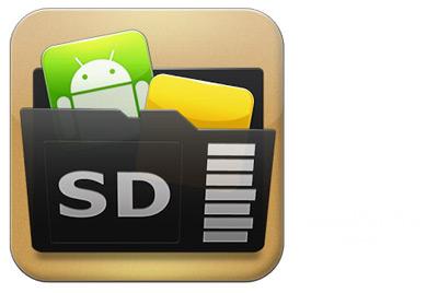 , مدیریت فایل در اندروید بدون نرم افزار, برنامه مدیریت فایل در اندروید