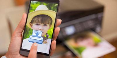 روش پرینت عکس, دوربین تلفن های همراه