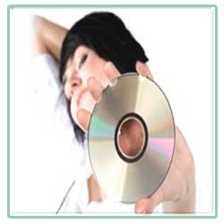 نگهداری سی دی