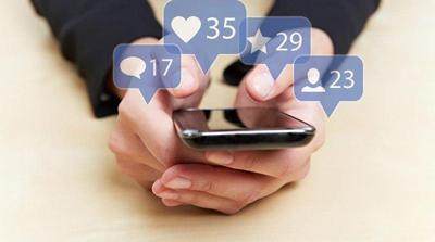 نوتیفیکیشن شبکههای اجتماعی, سیستم عامل اندروید