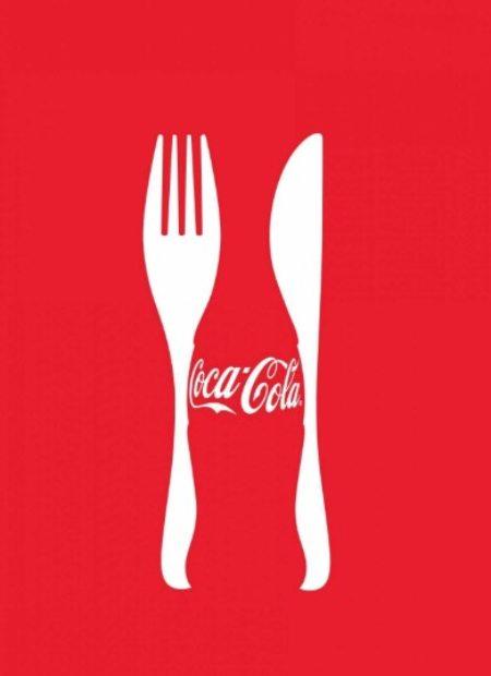 تبلیغات بنری,تبلیغات کوکا کولا,اصول طراحی تبلیغات بنری