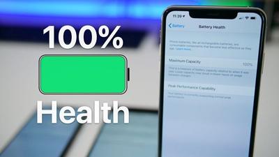 تست سلامت باتری گوشی آیفون, سلامت باتری موبایل