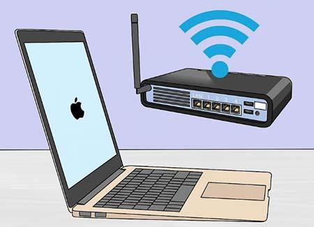 اتصال پرینتر HP به شبکه بی سیم