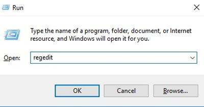 سیستمعامل ویندوز, رجیستری ویندوز