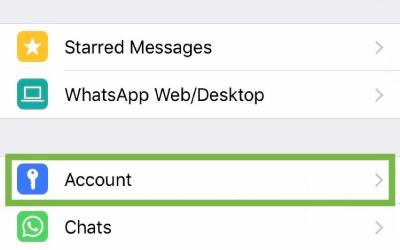 افراد مشاهده کننده پروفایل در واتساپ, مشاهده بازدیدکنندگان پروفایل واتساپ