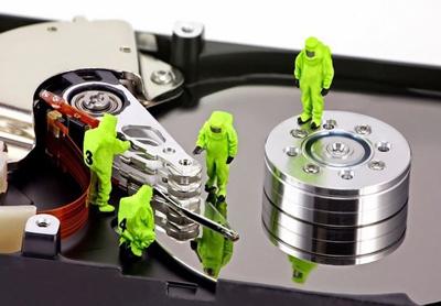 برنامه بازیابی اطلاعات پاک شده, نحوه بازیابی اطلاعات پاک شده
