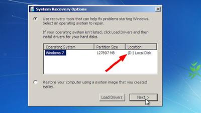 بازیابی پسورد ویندوز 7, بازیابی پسورد ویندوز  راهحلهایی برای بازیابی رمز ورود به ویندوز recover windows password1 2