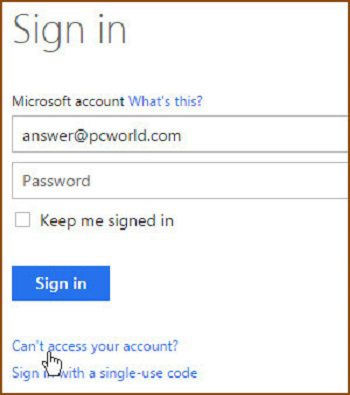 بازیابی پسورد ویندوز 7, بازیابی پسورد ویندوز  راهحلهایی برای بازیابی رمز ورود به ویندوز recover windows password1 7