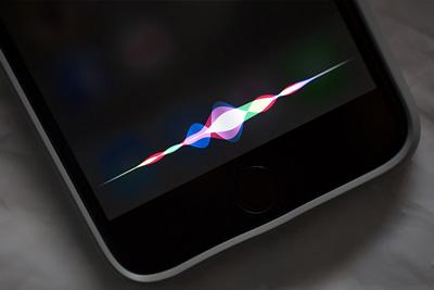اپل, دستیار صوتی سیری