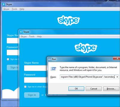 نحوه کار با اسکايپ, اموزش اسکايپ