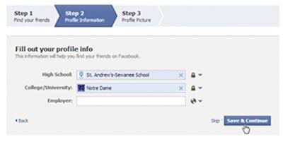 آموزش فیس بوک,آموزش استفاده از فیس بوک,آموزش تنظیمات فیس بوک
